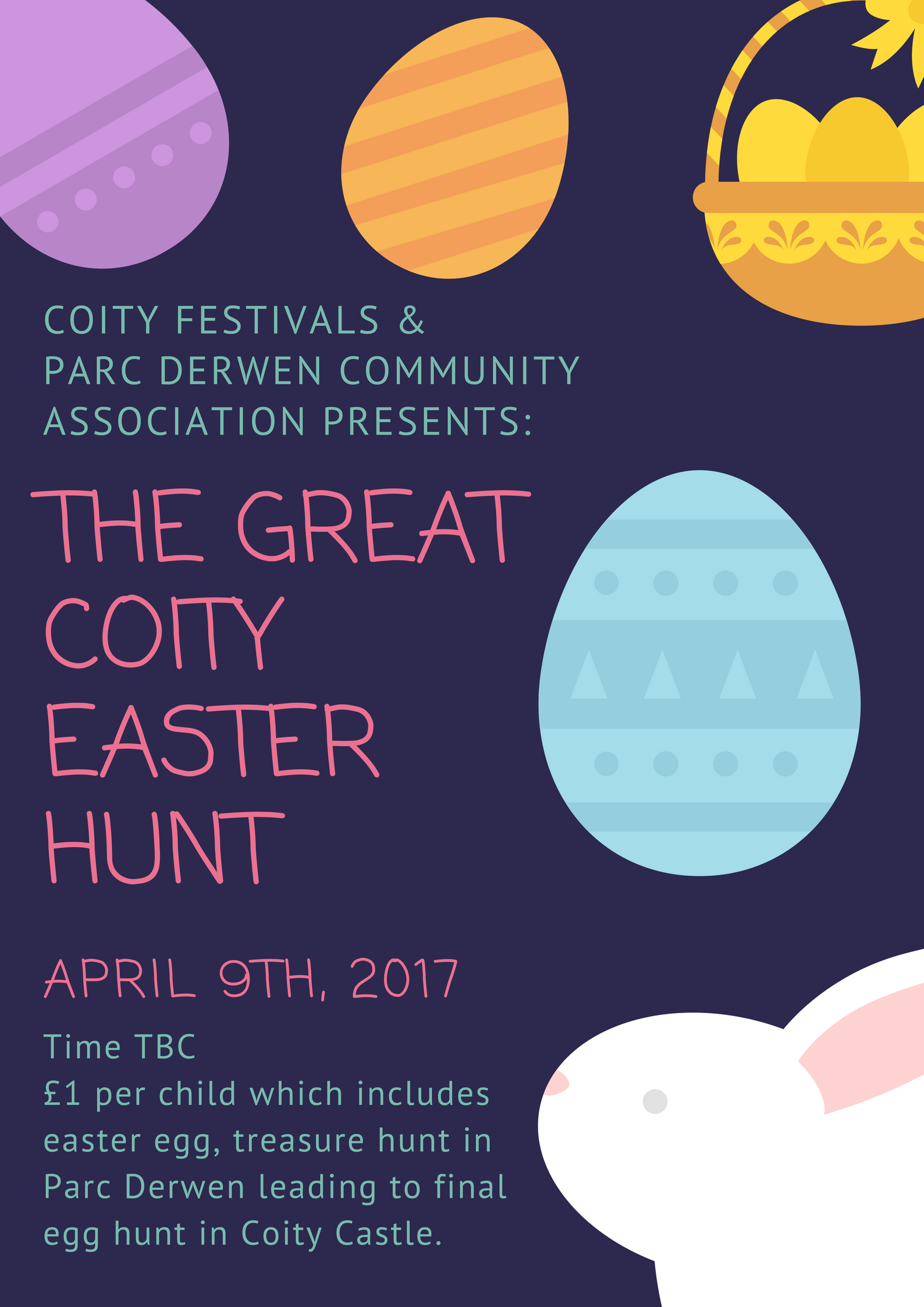 Great Coity Easter Hunt
