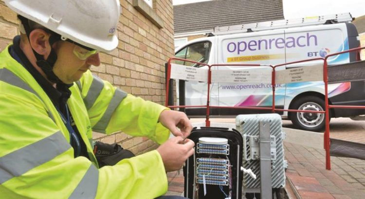 BT Huntingdon ultrafast broadband trial_popup
